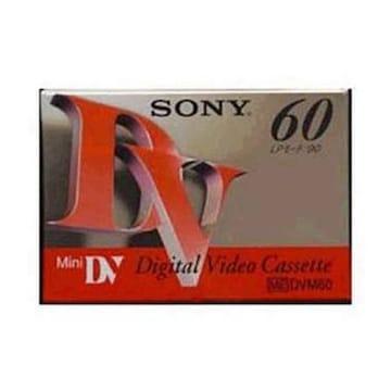 SONY DV 6mm 3개_이미지