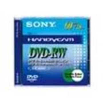 SONY DVD-RW 2.8GB 2x 미니 쥬얼 (1장)_이미지