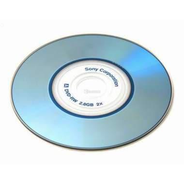 SONY DVD-RW 2.8GB 2x 쥬얼 (5장)_이미지