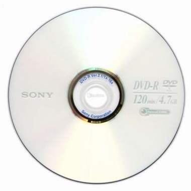 SONY DVD-R 4.7GB 16x 쥬얼 5장_이미지
