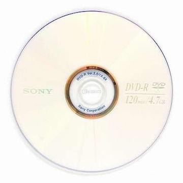 SONY DVD-R 4.7GB 8x 케익 50장_이미지