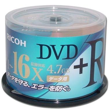 RICOH DVD+R 4.7GB 16x 케익 50장_이미지