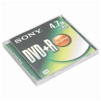 SONY SONY 4.7GB 4x 쥬얼 1장_이미지