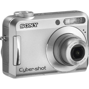 SONY 사이버샷 DSC-S650 (기본 패키지)_이미지