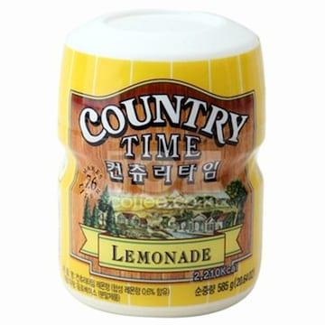 크래프트푸드  컨츄리타임 레몬에이드 585g (1개)