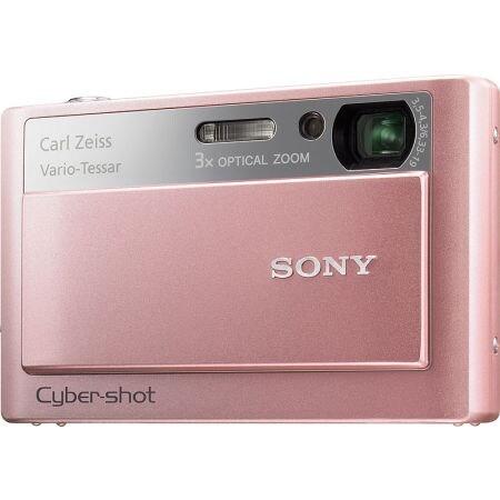 SONY 사이버샷 DSC-T20 핑크 (기본 패키지)_이미지
