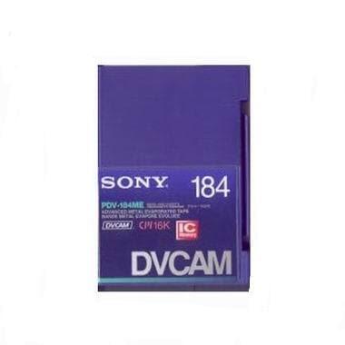 SONY PDV-184N DVCAM 184분 DV테이프 (5개)_이미지