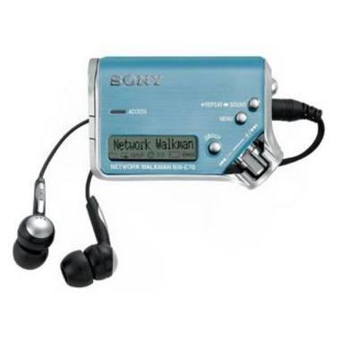 SONY Walkman NW-E70 256MB_이미지