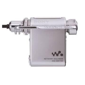 SONY Walkman NW-MS70D 256MB_이미지
