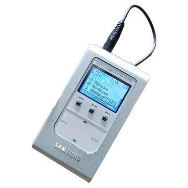 삼성전자 YEPP YH-820MGB (6GB)_이미지