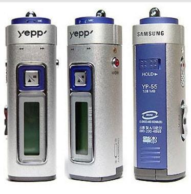 삼성전자 YEPP YP-55H (128MB)_이미지