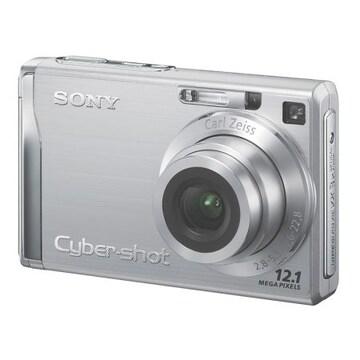 SONY 사이버샷 DSC-W200 (기본 패키지)_이미지