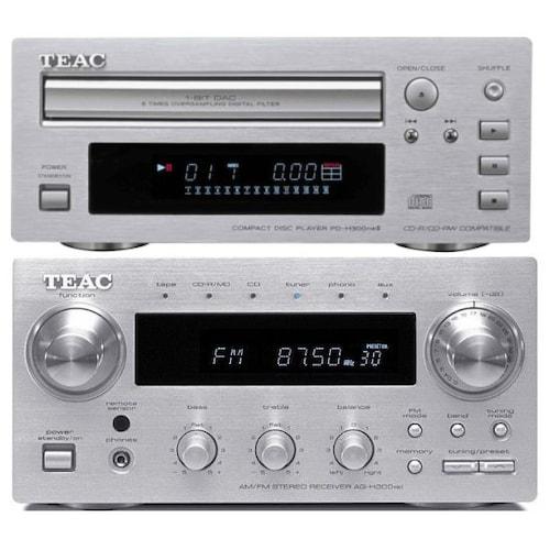티악 PD-H300 MkII CDP + AG-H300 MkII 미니 앰프_이미지