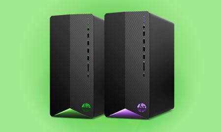 HP 파빌리온 게이밍 데스크탑