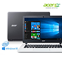 쿼드코어+윈10<br /> 에이서 특가 노트북