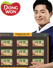 [50%▼] 선물은 역시, 밥도둑 햄~! 동원 리챔 18호 무배 17,900원