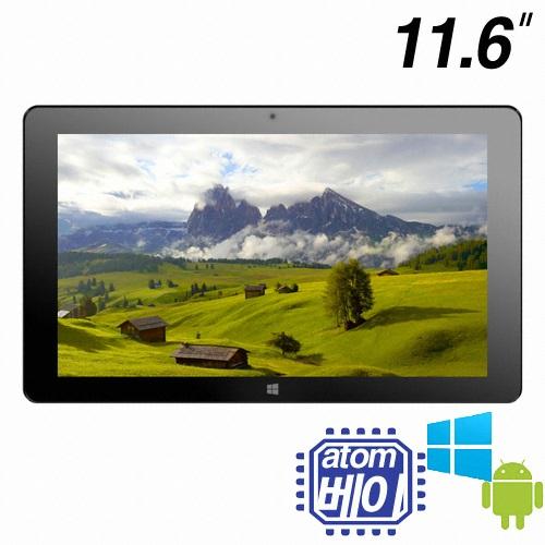 노트북처럼 사용하는 11.6형 2in1 도킹키보드 태블릿PC 188,770원