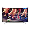 삼성패널 탑재 65형<br /> 모넥스 커브드 UHDTV
