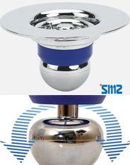 하수구 냄새 차단 트랩 [냄새제로] 하수구용 50mm - 12,700원