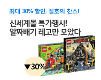최대 30%! 신세계몰 레고 특가
