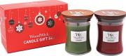 [우드윅 캔들] 크리스마스의 향기? 홀리데이 기프트 세트(향초2종) 26,030원 + 무료배송