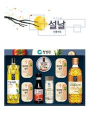 설날준비 시~작! 35%▼ 청정원 행복 9호 17,900원+무배