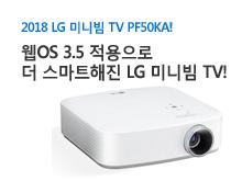 2018 LG 미니빔TV