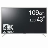 43인치 UHD TV 2년무상A/S 폴라로이드 POL43U 305,810원