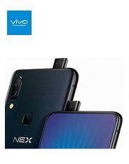이런 스마트폰 봤어?! 카.툭.튀. 비보 NEX 시리즈 출시!