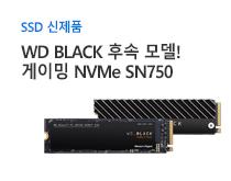 WD Black SN750<br />
