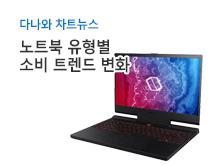 노트북 유형별 소비 트렌드 차트뉴스<br />