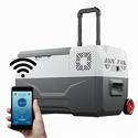 스마트폰 연동 <br /> 차량용 냉장고 30L