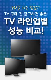 TV 성능 비교