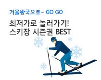 스키장 시즌권 특가