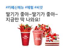 딸기가 좋아 기획전