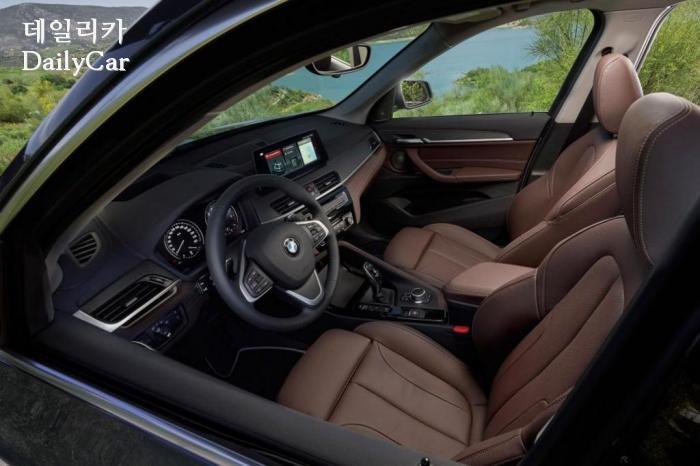 BMW, 2020년형 X1 페이스리프트 (출처 BMW)