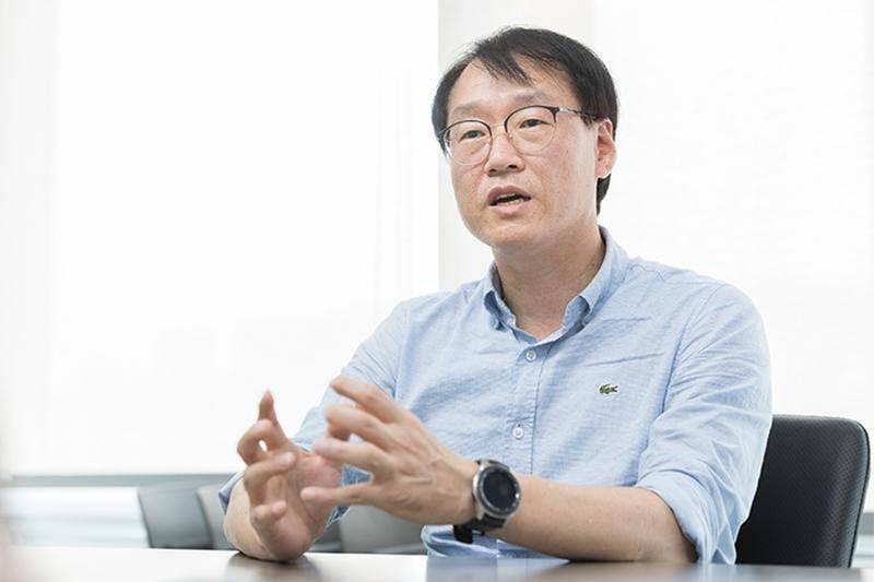 웅진씽크빅 최삼락 IT개발실장. 제공=AWS