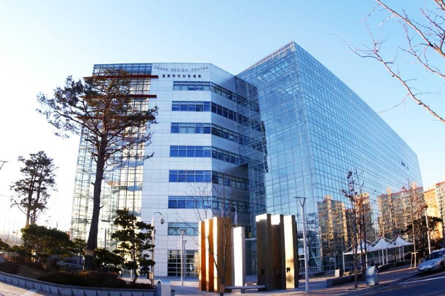 한국디자인진흥원이 위치하고 있는 코리아디자인센터, 출처: 한국디자인진흥원
