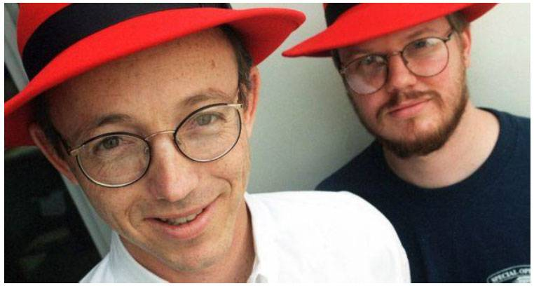 레드햇의 공동 창업자인 밥 영(왼쪽)과 마크 유잉(오른쪽) (출처=레드햇)