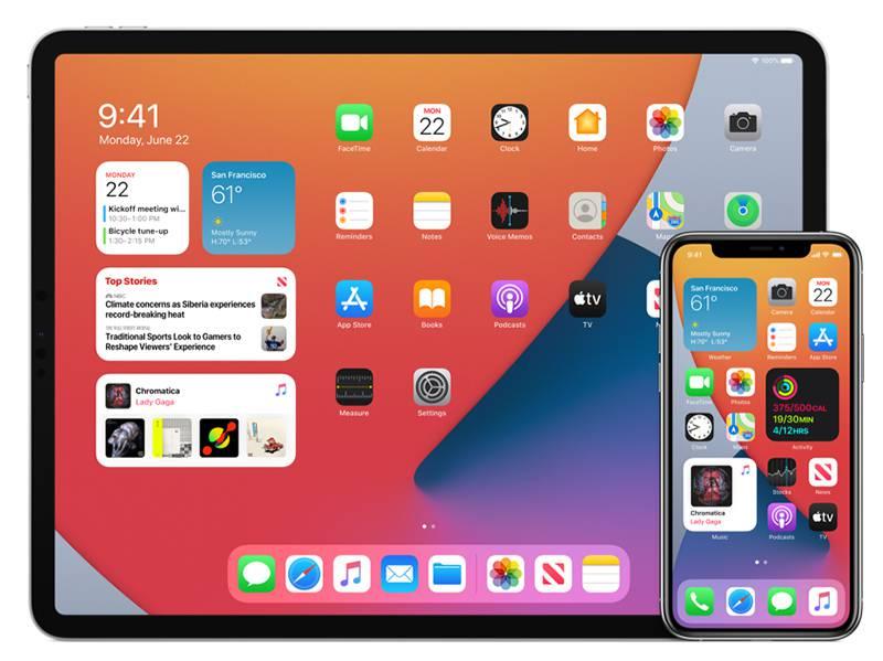 애플 아이폰과 아이패드, 애플워치, 매킨토시 모두 페가수스 해킹 대응을 위한 긴급 업데이트가 배포됐다. 출처=애플코리아