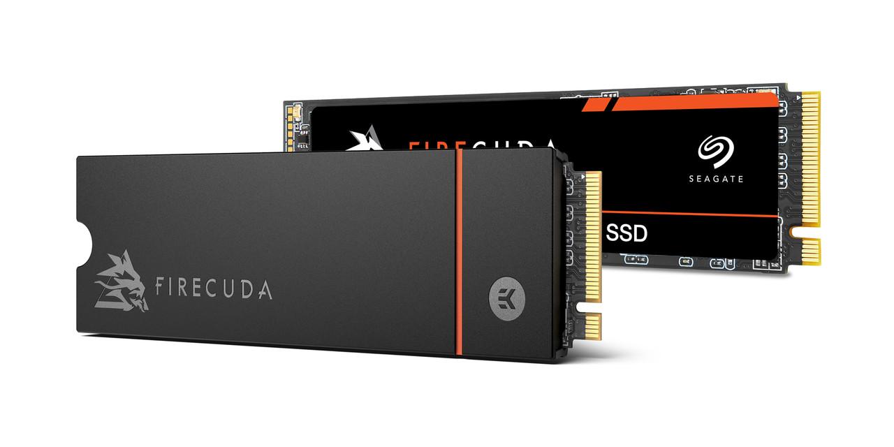 ▲ 현시점 기준으로 순차 읽기 속도가 가장 빠른 NVMe SSD '씨게이트 파이어쿠다 530'