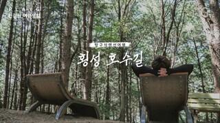 [여행/풍경] 횡성 호수길 5구간 / Travel korea / Gangwon do trip : Five sections of Hoengseong Lake Road