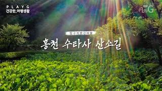 [여행/풍경] 홍천 수타사 산소길 / Travel korea / Gangwon do trip : Hongcheon Sutasa Oxygen Road