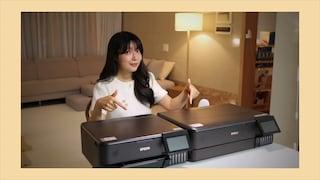 완성형 가정용 사무용 프린터기 추천 ! 초저렴 유지비 포토복합기 엡손 L8160