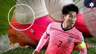 오직 손흥민만 지급받은 특별한 축구화의 비밀  외 1가지 이야기