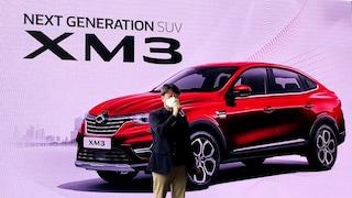 르노삼성자동차 2022 XM3 상품설명