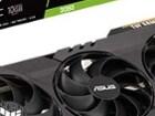 인터파크 ASUS TUF Gaming 지포스 RTX 3080 O10G OC D6X 10GB (1,720,000/무료배송)