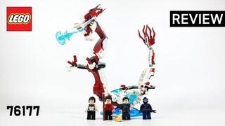 레고 마블 76177 고대 마을의 전투(LEGO Marvel Battle at the Ancient Village)  리뷰_Review_레고매니아_LEGO Mania