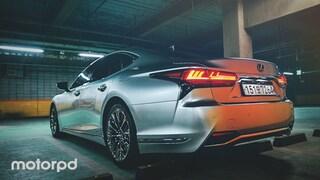 플래그십 하이브리드 세단의 품격! 렉서스 NEW LS 500h 리뷰   (자동차/리뷰/시승기)