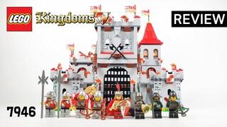 레고 킹덤 7946 중세성(LEGO Kingdoms King's Castle)  리뷰_Review_레고매니아_LEGO Mania